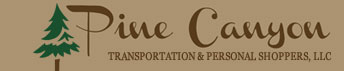 Pine Canyon - Park City's Premier Shopping and Transportation Service